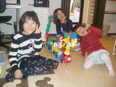 子供の整体治療