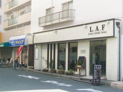 LAF Hair(ラフヘアー)