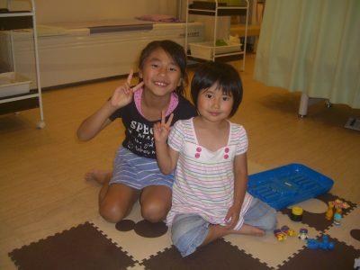 子供の整体治療・成長痛
